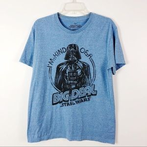 GAP Star Wars Darth Vadar Graphic Tee Shirt